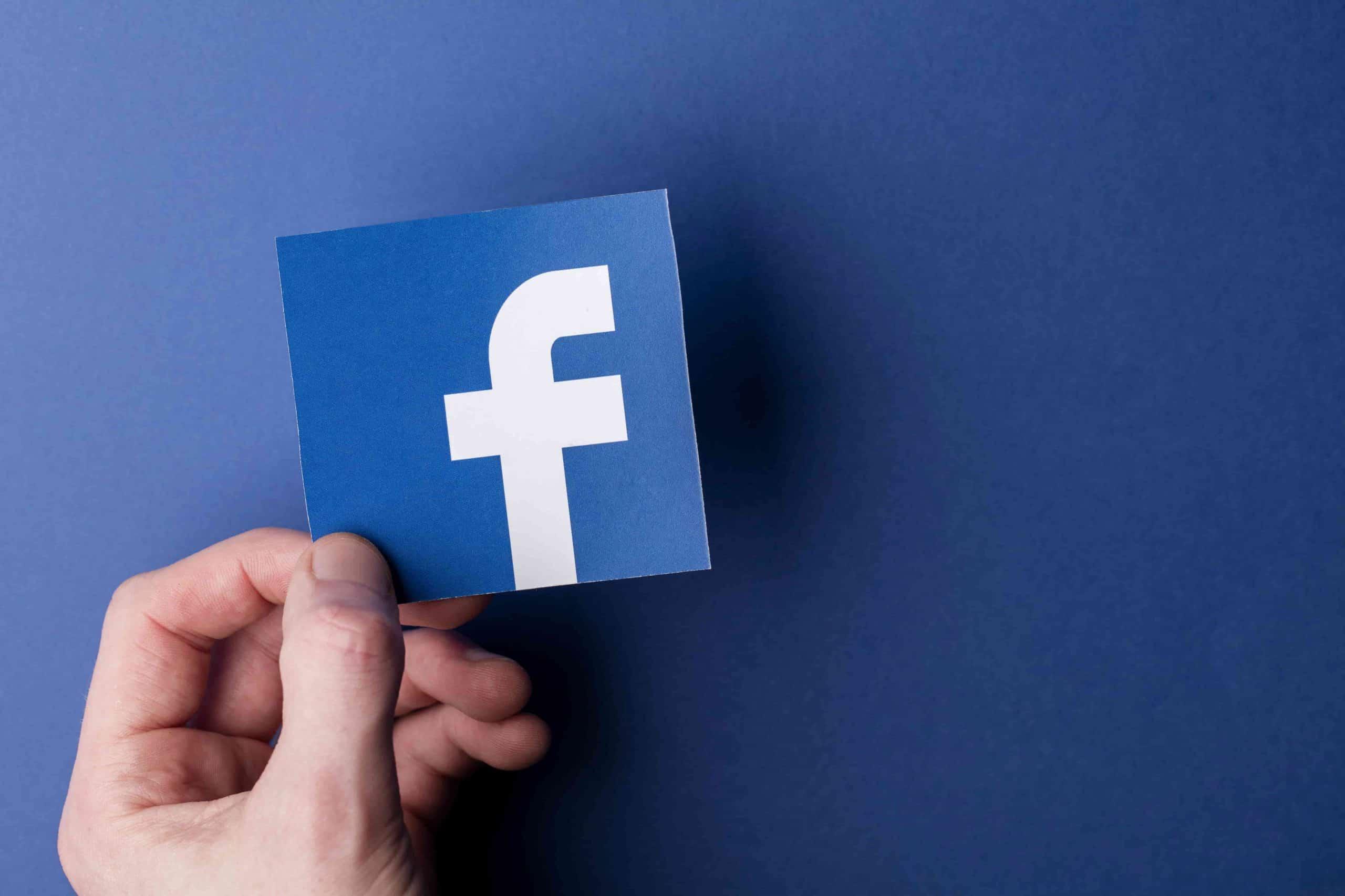מניית פייסבוק