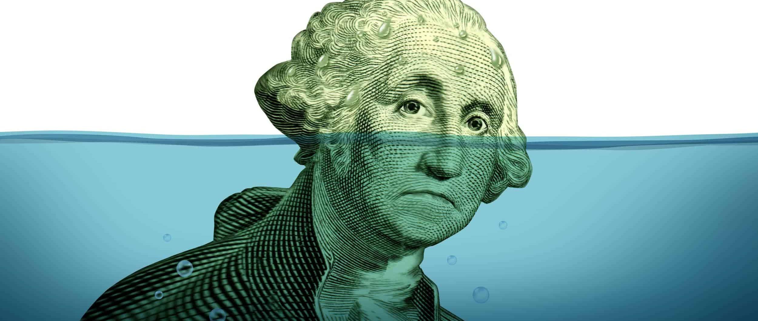 קריסה כלכלית